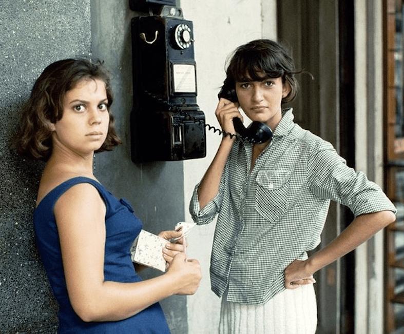 Ed van der Elsken, Cuba, 1967,®Haute Auctions