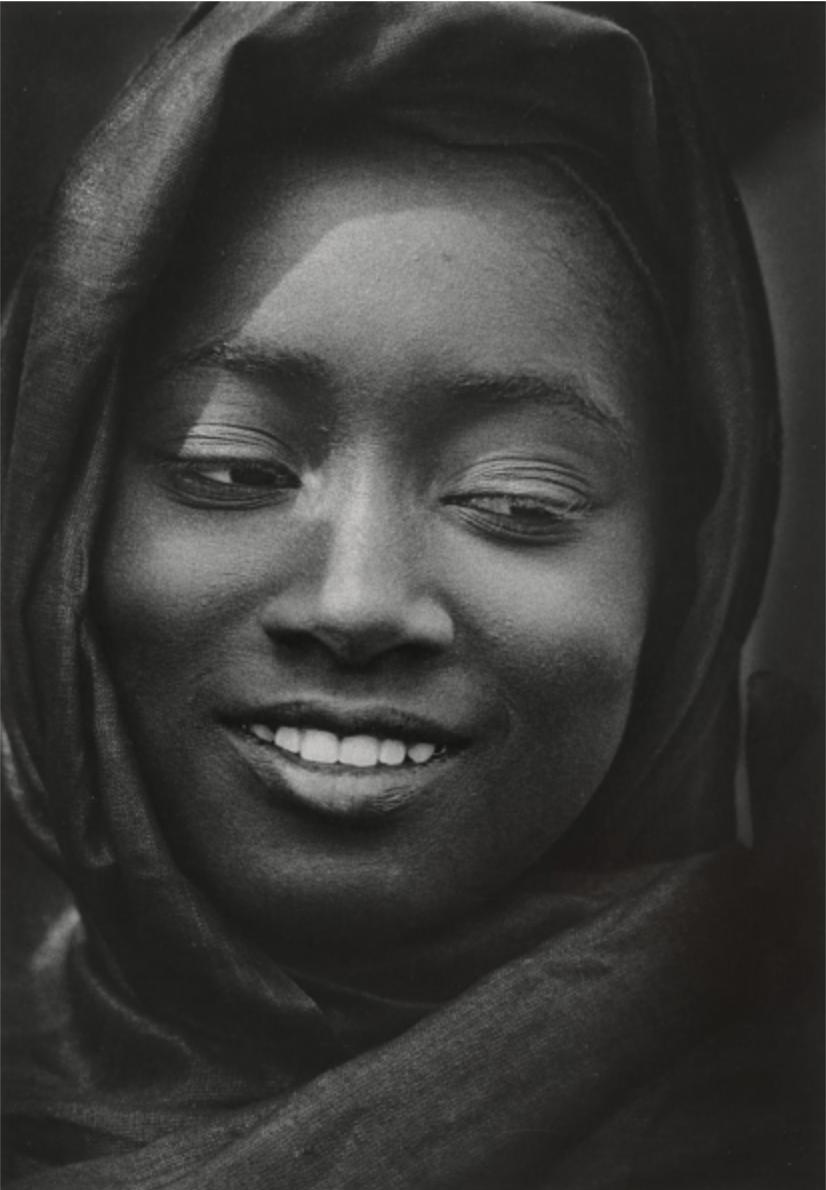 Willem Diepraam, Mali, jonge vrouw, , 1980, Bruikleen van de heer W. Diepraam, Amsterdam