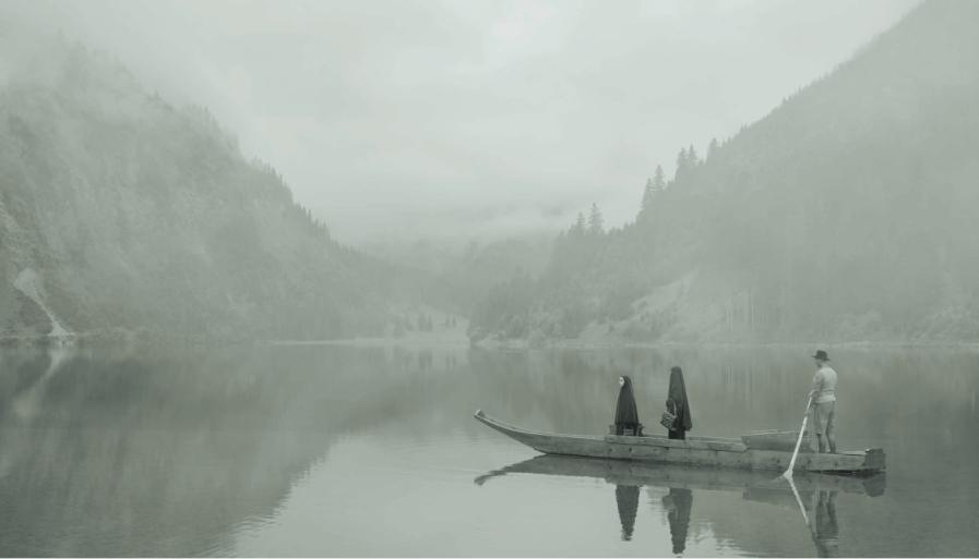 Erwin Olaf - Im Wald, 2020