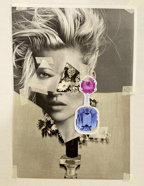 Inez & Vinoodh, Fashion Plate no. 4, 2020